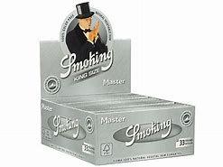 Smoking Master Kingsize Full Box