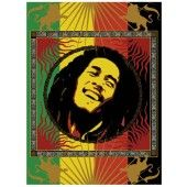 Bob Marley Rasta Lions Tapestry 7ft x 5ft