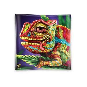 Cloud 9 Chameleon Shatter Resistant Glass Ashtray