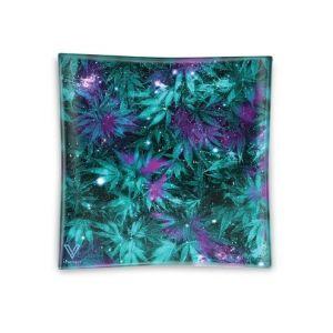 Cosmic Chronic Shatter Resistant Glass Ashtray