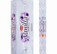 Vanilla 6 pack Hem Incense Sticks