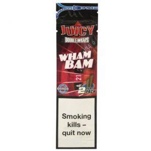 Juicy Double Wraps: wham Bam